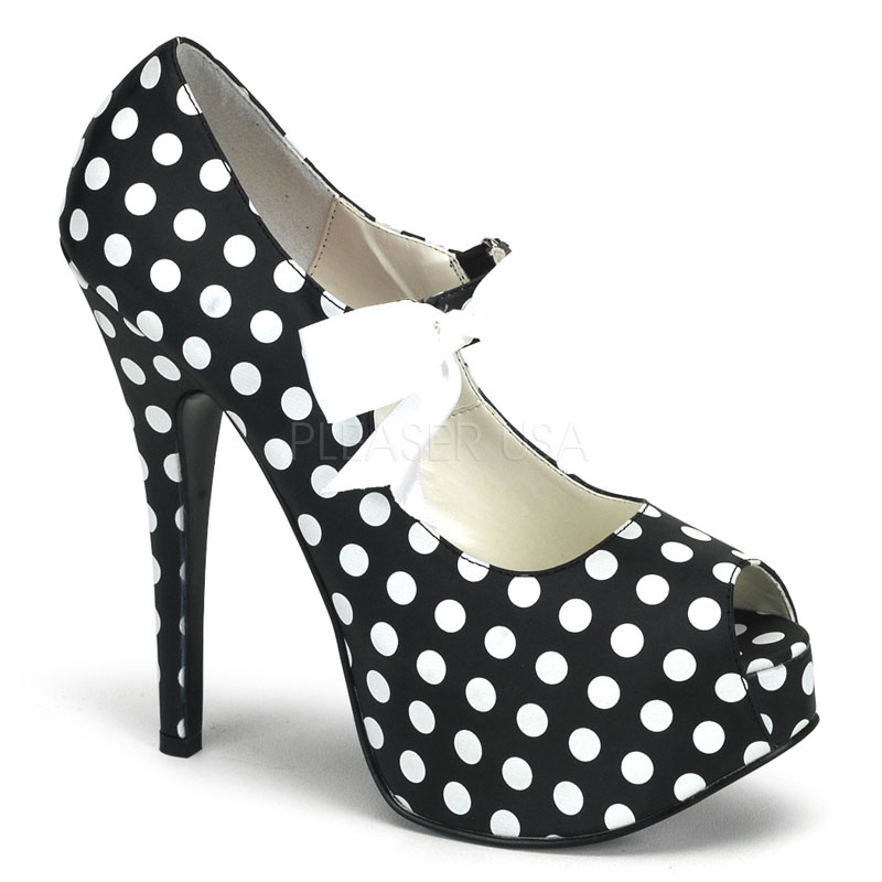 5adf3c8ad Details about Retro polka dot 5 3/4